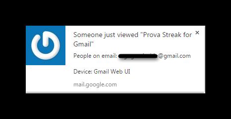 Come ottenere la notifica di lettura con Gmail
