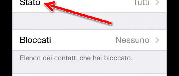 Come rendersi invisibili su Whatsapp 13