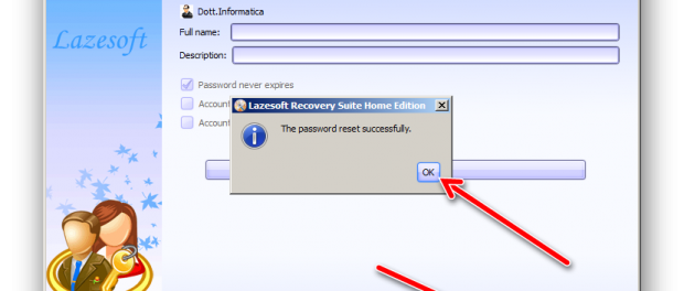 Come bypassare la password di accesso a Windows