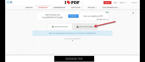 dividere pdf online
