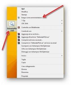 Windows Defender PUA 6
