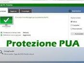 attivare protezione pua su windows defender