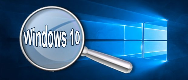 cambiare dimensioni di icone e testi in Windows 10