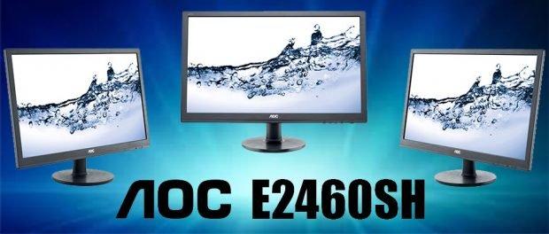 AOC E2460SH