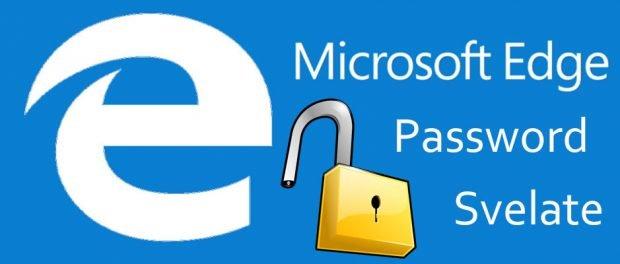 password salvate in Microsoft Edge