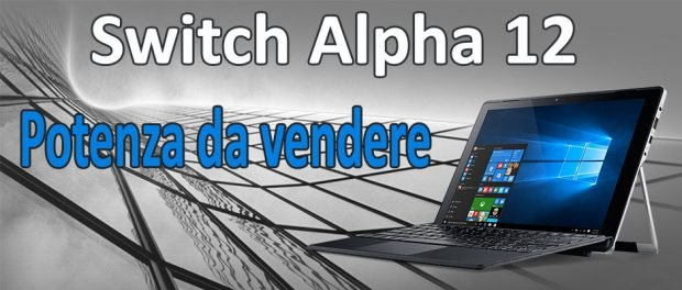 Acer Switch Alpha 12 SA5-271-5485