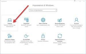 Sistema Windows 10