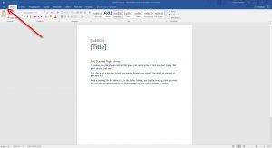 stampare in formato PDF direttamente da Windows