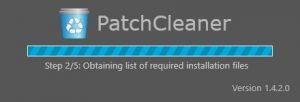 PatchCleaner installation
