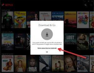 Scaricare film e serie TV da Netflix