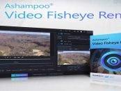 Rimuovere effetto fisheye Action Cam
