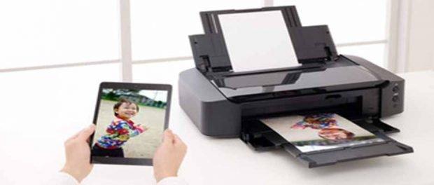 Come installare stampante di rete
