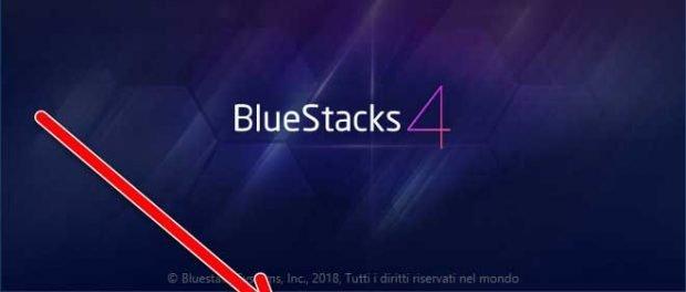 Installa-BlueStacks