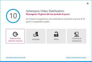 Installazione-Ashampoo-video-stabilization